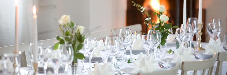 Brännlands Wärdshus är perfekt för dig som vill ha din bröllopsmiddag där