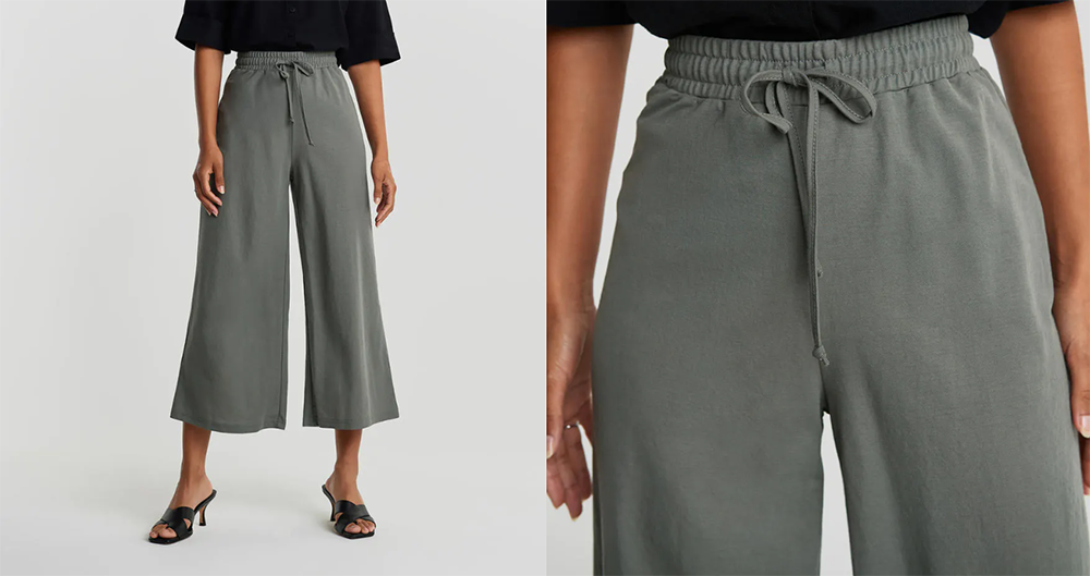 gina tricot Janike culotte trousers