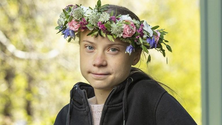 Greta Thunberg sommarprat i p1 2020