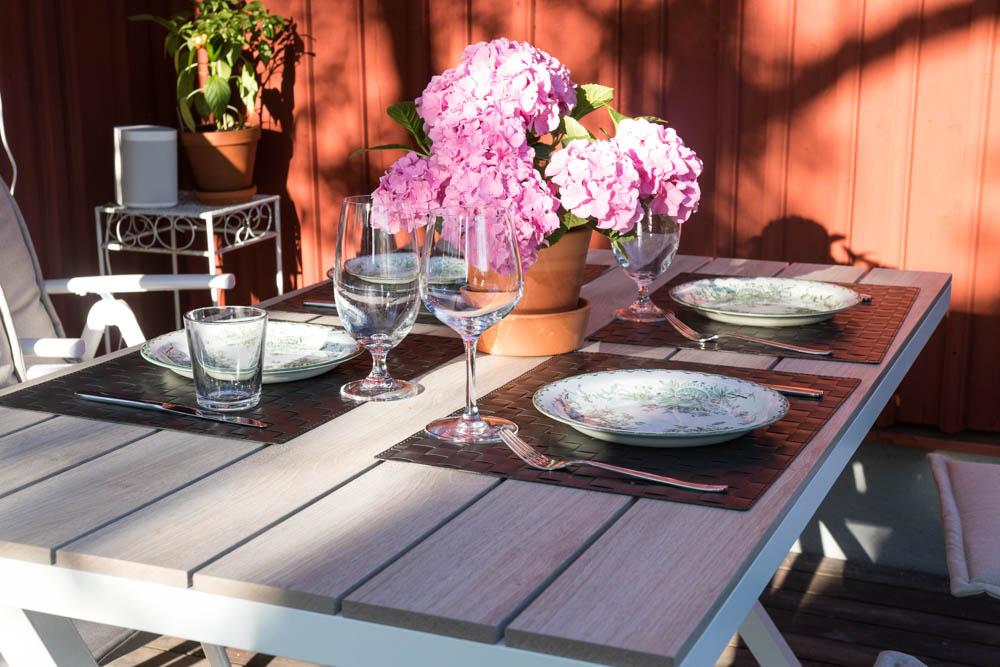 grillkväll i rosendal