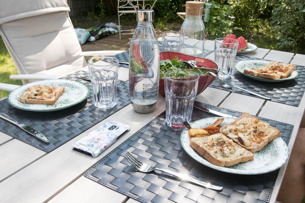 Lunch i rosendal