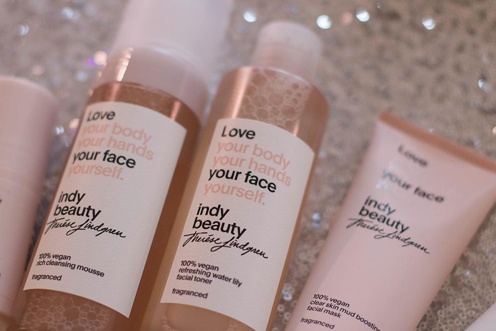 Indy Beauty 100% veganska skönhetsprodukter