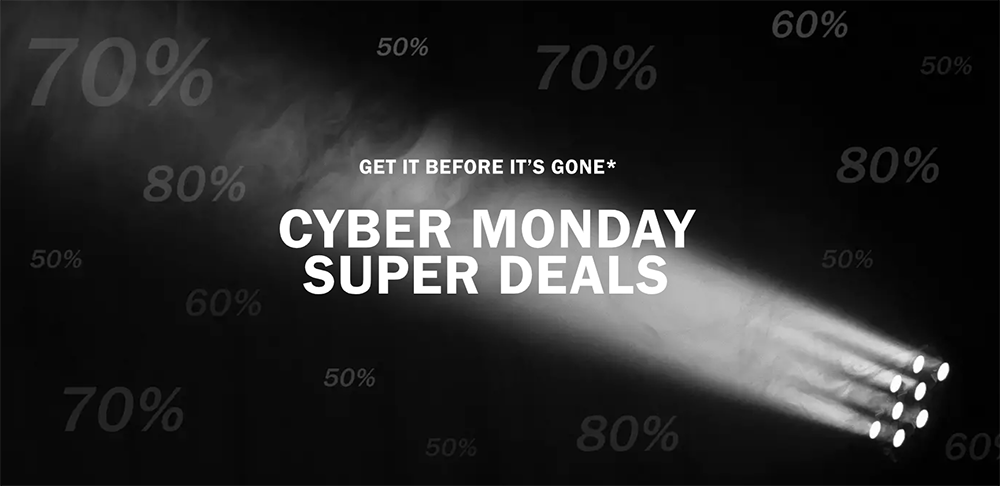 cyber monday super deals