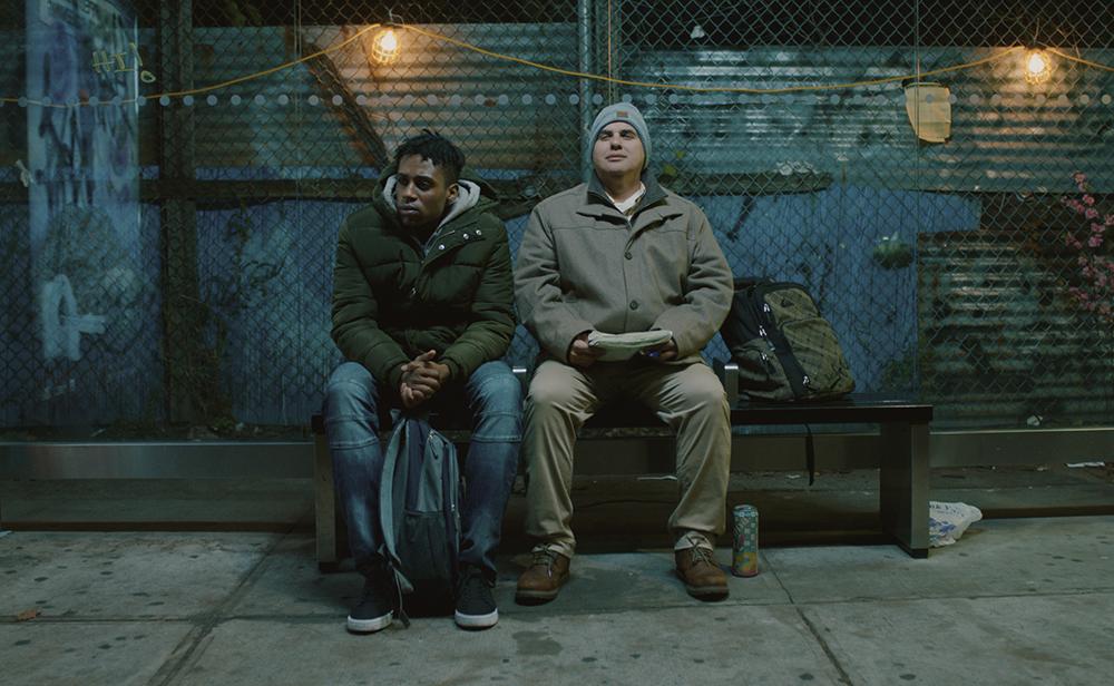 Feeling Through | När en hemlös tonåring möter en man som är både döv och blind