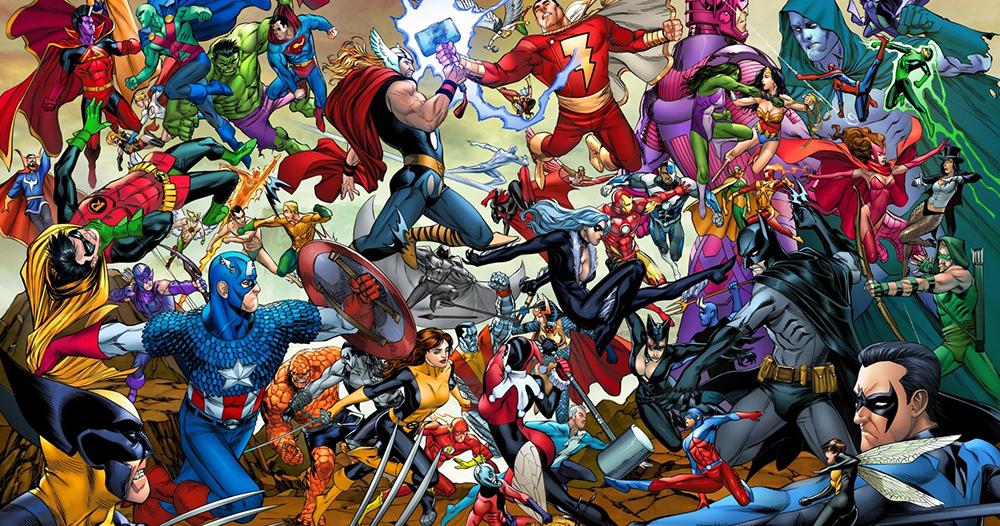 Zack Snyder Justice League Marvel VS DC
