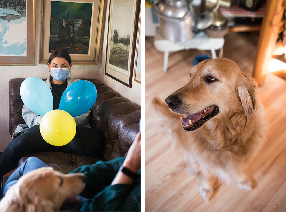 Idag har vi firat Olivia som fyller 20 år