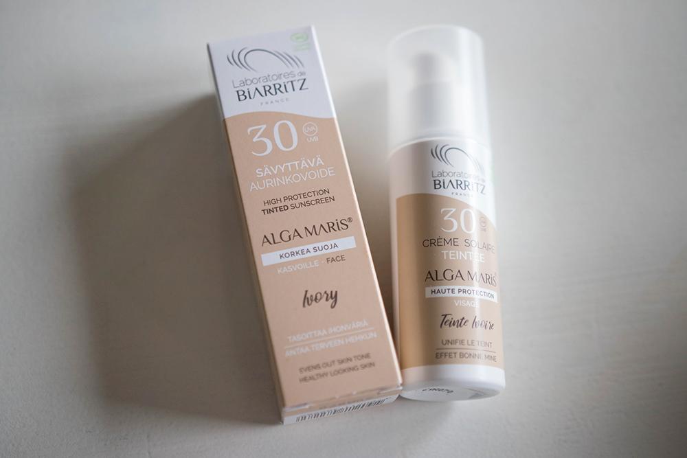 Alga Maris Face Tinted Sunscreen SPF30
