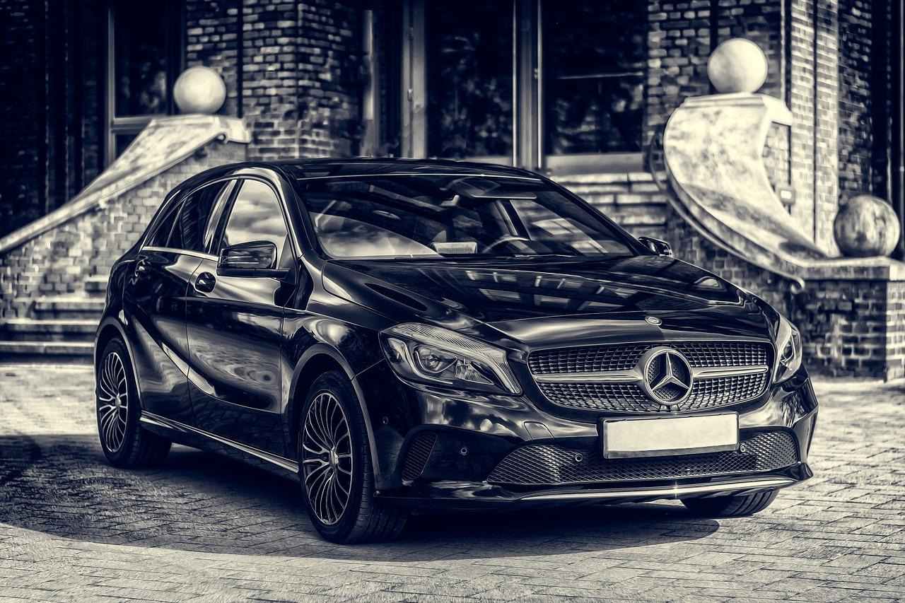 Leasa Mercedes Benz från 3695 kronor/månaden