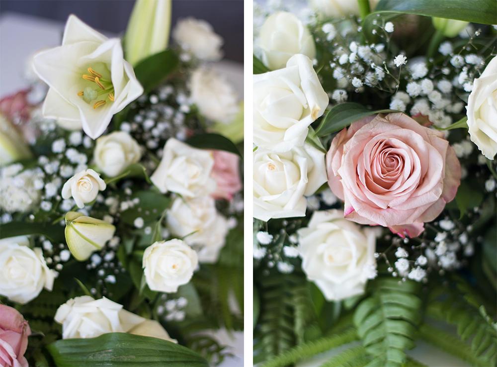 Liggande Sorgarrangemang | Floristutbildning