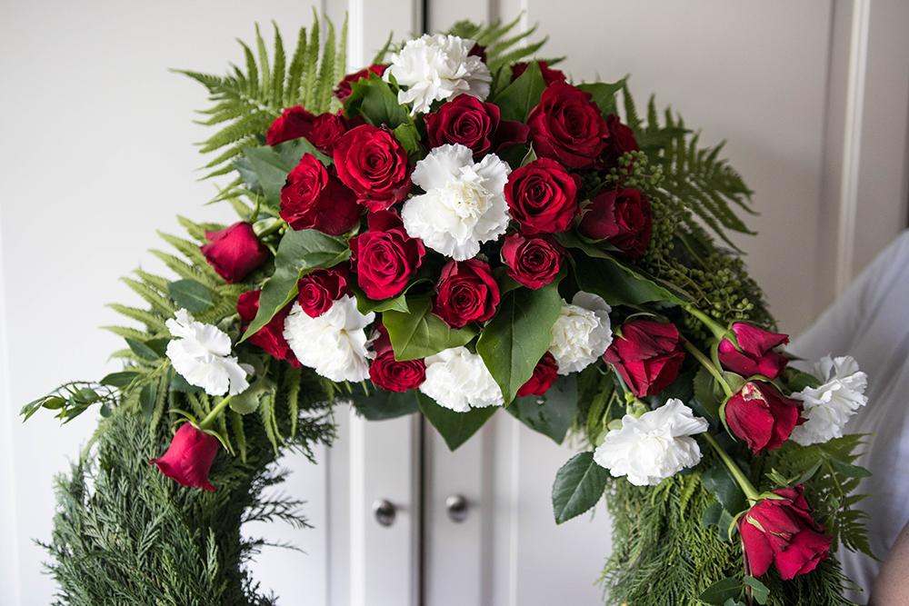 Kransbindning | Floristutbildning