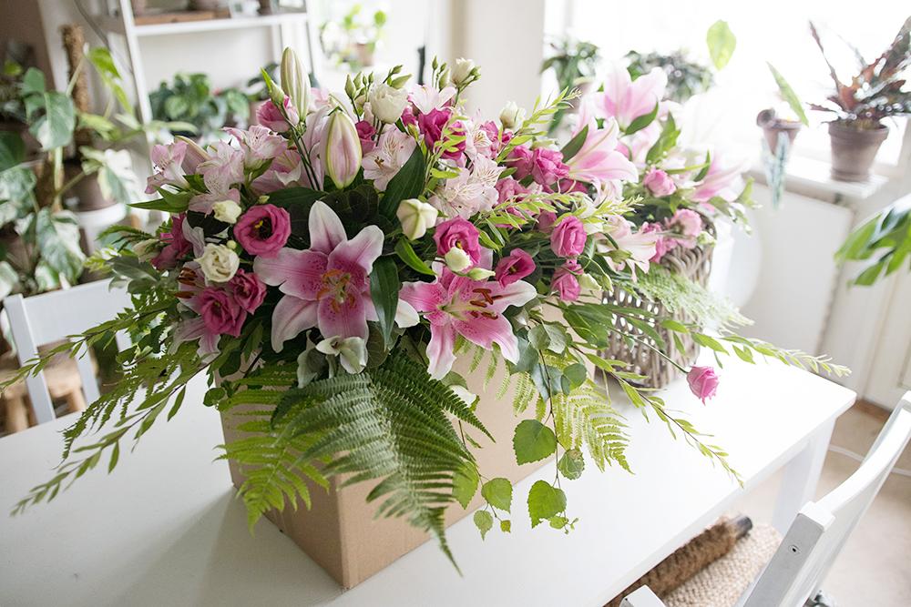 Kistdekoration | Floristutbildning