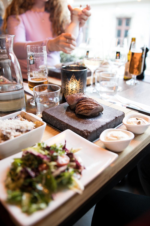 Blackstone steakhouse Göteborg