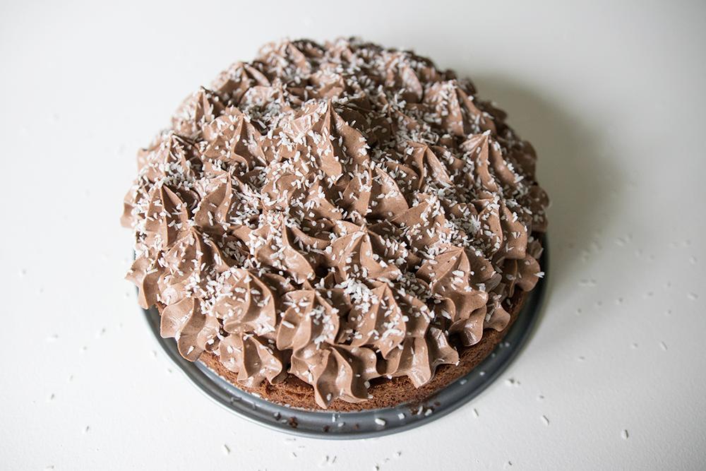 Kärleksmumstårta | Recept