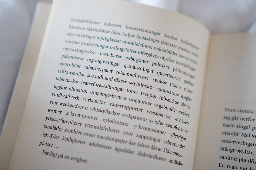 Antiloper en bok av Ester Roxberg