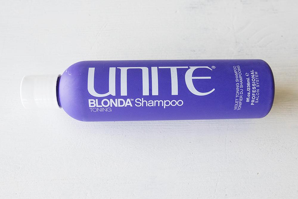 UNITE Blonda Toning Schampo