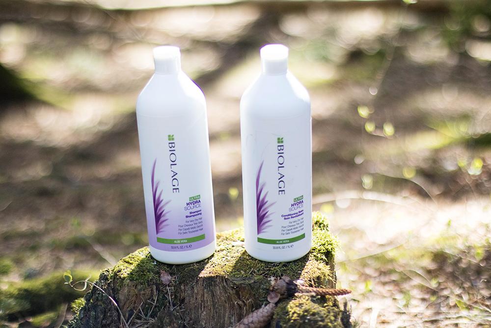 Biolage Ultra Hydra Source Duo schampo och balsam