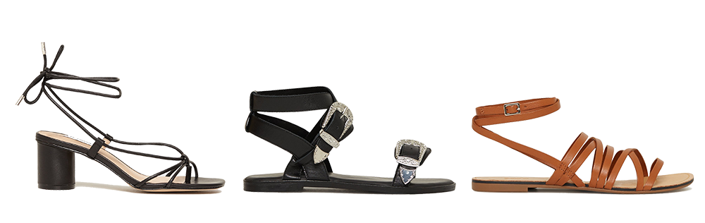 sandaler från Nelly.com