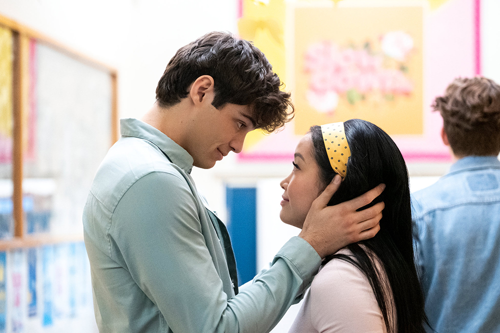 To all the boys i loved before  P.S I still love you netflix serier