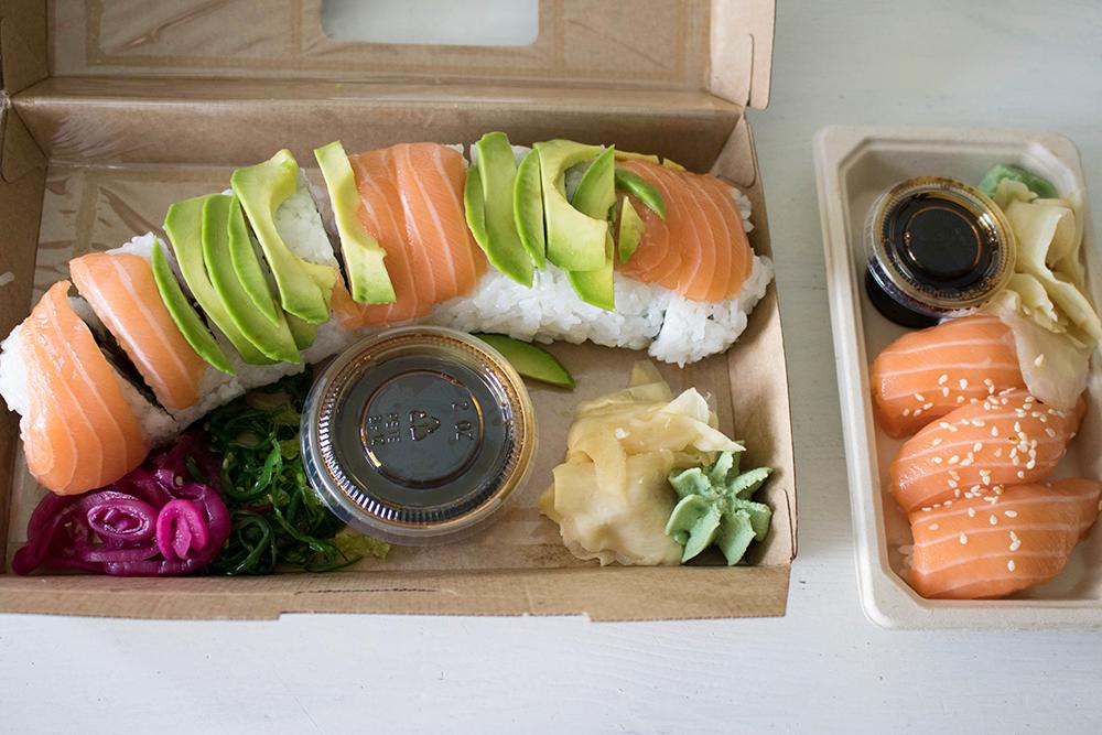 Jag älskar mr sushi trollhättan