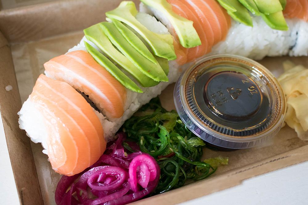 mr sushi trollhättan